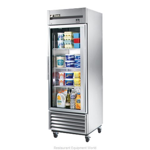 True TS-23G-LD Reach-in Refrigerator 1 section