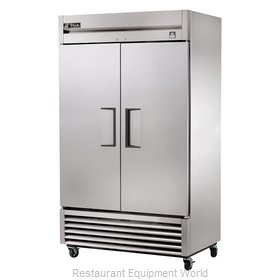 True TS-43 Reach-in Refrigerator 2 sections