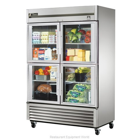 True TS-49G-4 Refrigerator, Reach-In