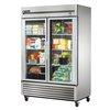Refrigerador, Vertical <br><span class=fgrey12>(True TS-49G-LD Refrigerator, Reach-In)</span>