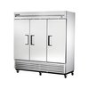 True TS-72 Reach-in Refrigerator 3 sections