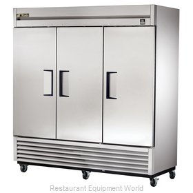 True TS-72F Freezer, Reach-In