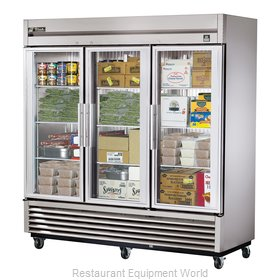 True TS-72FG-HC~FGD01 Freezer, Reach-In