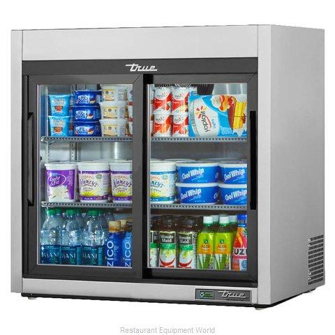 True TSD-09G-HC-LD Display Case, Refrigerated, Countertop