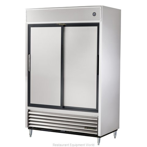 True TSD-47 Reach-in Refrigerator - 47 cu. Ft.