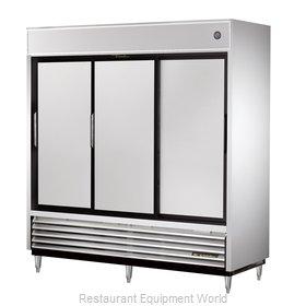 True TSD-69 Refrigerator, Reach-In