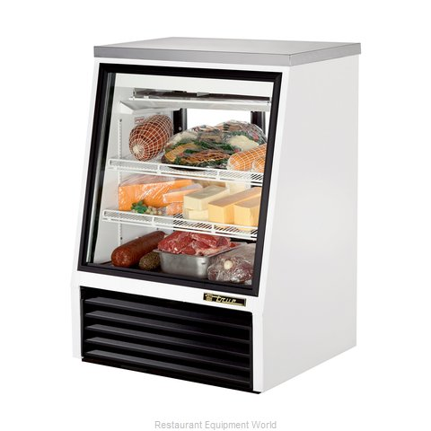 True TSID-36-2 Display Case Refrigerated Deli