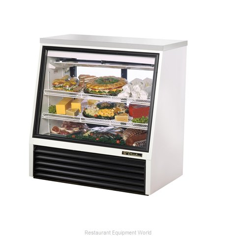 True TSID-48-2 Single-Duty Deli Case