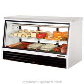 True TSID-72-3-L Single-Duty Deli Case