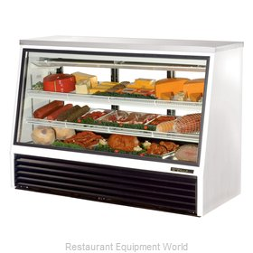 True TSID-72-3 Single-Duty Deli Case