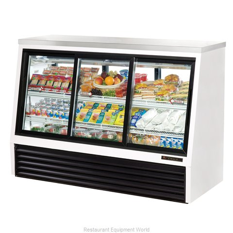 True TSID-72-6 Single-Duty Deli Case