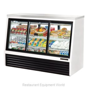 True TSID-72-6 Display Case, Refrigerated Deli