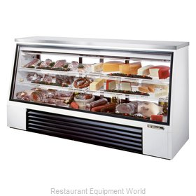True TSID-96-3 Single-Duty Deli Case