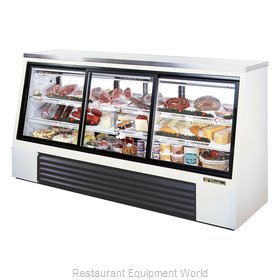 True TSID-96-6 Single-Duty Deli Case