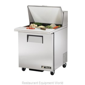 True TSSU-27-12M-B Mega Top Sandwich/Salad Unit
