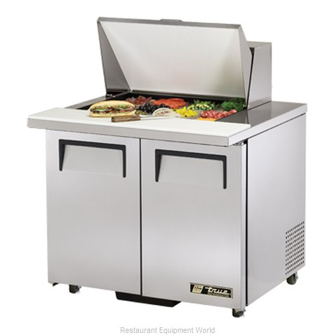 True TSSU-36-12M-BADA Mega Top Sandwich Unit
