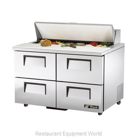 True TSSU-48-12D-4 Sandwich/Salad Unit