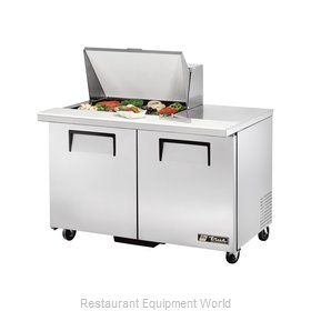 True TSSU-48-12M-B Mega Top Sandwich/Salad Unit