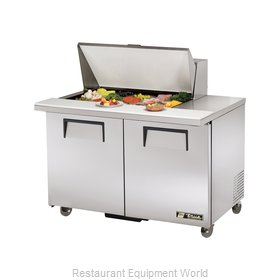 True TSSU-48-15M-B-ADA Mega Top Sandwich Unit