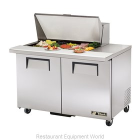 True TSSU-48-15M-B Mega Top Sandwich/Salad Unit
