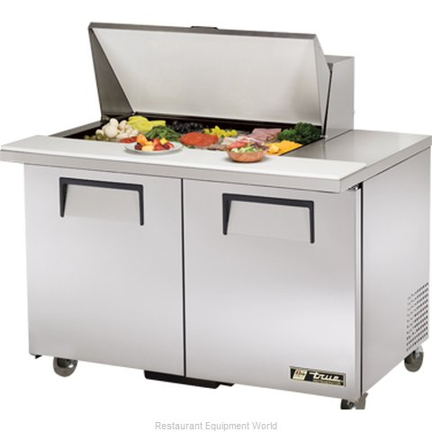 True TSSU-48-15M-BADA Mega Top Sandwich Unit