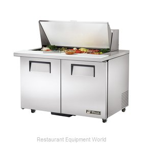 True TSSU-48-18M-B-ADA Mega Top Sandwich Unit