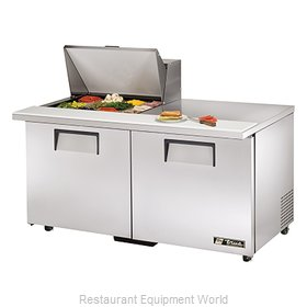 True TSSU-60-12M-B-ADA Mega Top Sandwich Unit