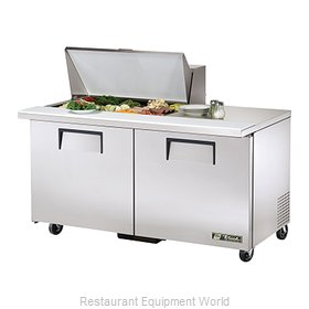 True TSSU-60-15M-B Mega Top Sandwich Unit