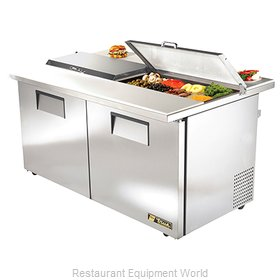 True TSSU-60-16-DS-ST-ADA Refrigerated Counter, Sandwich / Salad Top