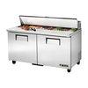 True TSSU-60-16-HC Refrigerated Counter, Sandwich / Salad Top