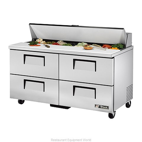 True TSSU-60-16D-4 Sandwich/Salad Unit