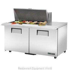True TSSU-60-18M-B-ADA-HC Refrigerated Counter, Mega Top Sandwich / Salad Unit