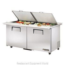True TSSU-60-24M-B-DS-ST-ADA Mega Top Sandwich Unit