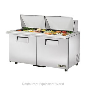 True TSSU-60-24M-B-ST-ADA Mega Top Sandwich Unit