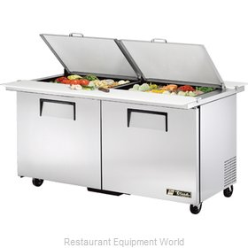 True TSSU-60-24MBDSST Mega Top Sandwich/Salad Unit