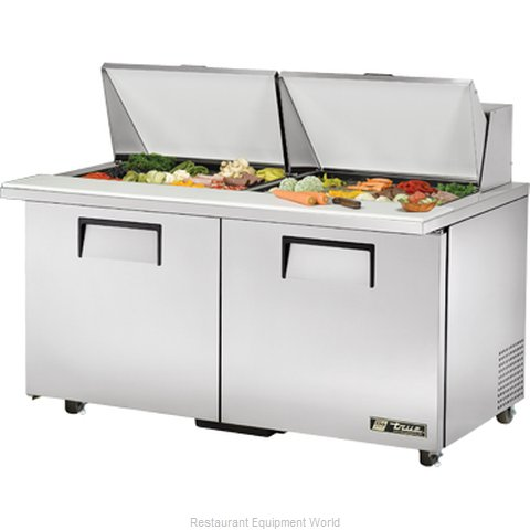 True TSSU-6024MBSTADA Mega Top Sandwich Unit