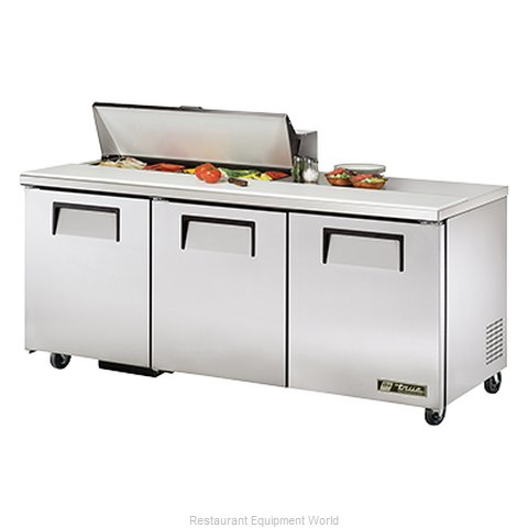 True TSSU-72-10 Sandwich/Salad Unit