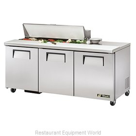 True TSSU-72-12 Sandwich/Salad Unit