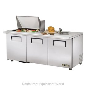 True TSSU-72-12M-B-ADA Mega Top Sandwich Unit