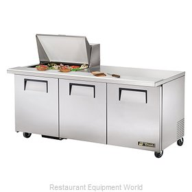 True TSSU-72-12M-B Mega Top Sandwich Unit