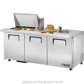 True TSSU-72-12M-BADA Mega Top Sandwich Unit