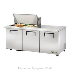 True TSSU-72-15M-B-ADA Mega Top Sandwich Unit