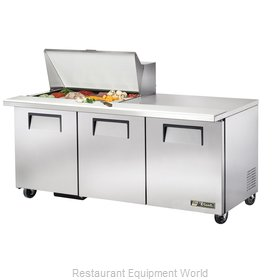 True TSSU-72-15M-B Mega Top Sandwich Unit