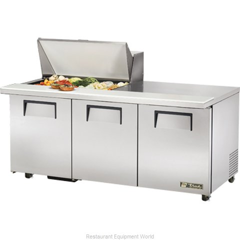 True TSSU-72-15M-BADA Mega Top Sandwich Unit