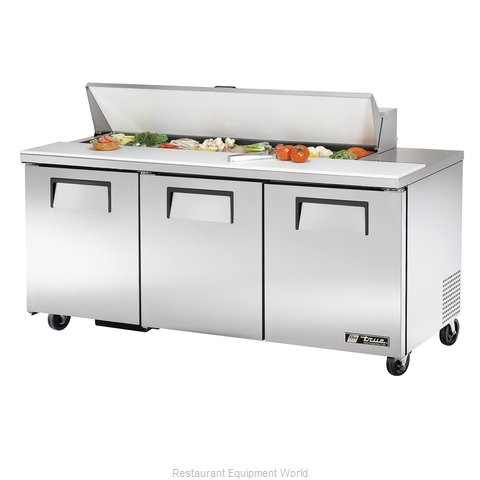 True TSSU-72-16 Sandwich/Salad Unit