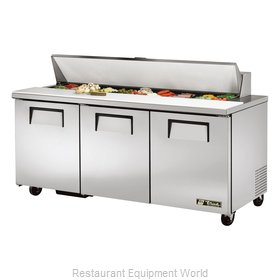 True TSSU-72-18 Sandwich/Salad Unit