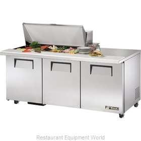 True TSSU-72-18M-BADA Mega Top Sandwich Unit