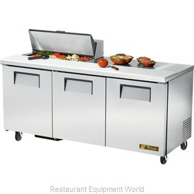 True TSSU-72-8 Sandwich/Salad Unit