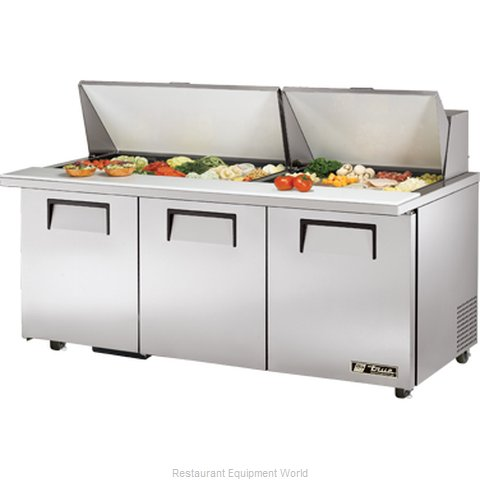 True TSSU-7230MBSTADA Mega Top Sandwich Unit