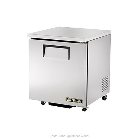 True TUC-27-ADA Reach-in Undercounter Refrigerator 1 section